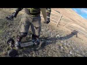 Mountainboard Downhill | noSno | Lost Sheep Ranch | 2020.11.21