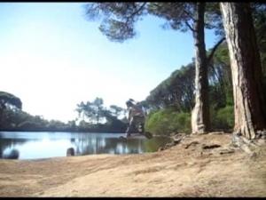 Mountainboard Sintra Portugal-- Last summer 2008 #6