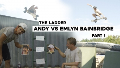 THE LADDER: Andy vs Emlyn Bainbridge, part 1
