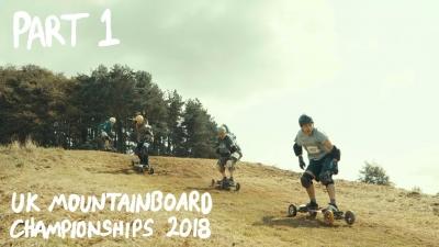 PART 1 - 2018 UK MOUNTAINBOARD CHAMPIONSHIPS
