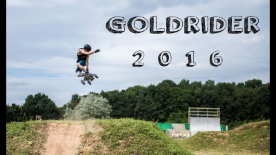 GOLDRIDER 2016 (Mountain Board Road Trip)