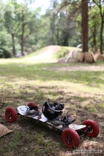 A mountainboard !!!