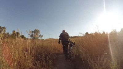 "Saulyak Roman ""Ride for fun"" mountainboarding (in Ukraine) 2016"