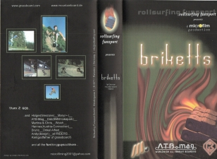 Briketts - VHS cover