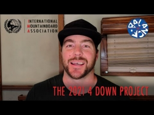 The 2021 4 Down Project video premiere