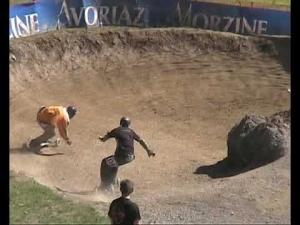 Morzine Mountainboard Fest 2004 - Boardercross