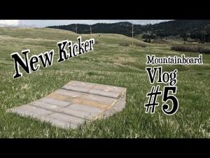 Mountainboard Vlog #5 | Freestyle Training