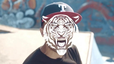 Tiger energy drink - with Dawid Rząca‎