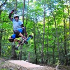 Forrestjumping