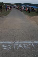 Uphill it is!