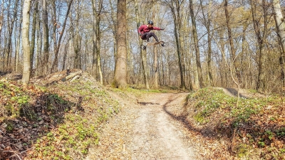 Welcome to the MBS MOUNTAINBOARDS team Dawid Rząca