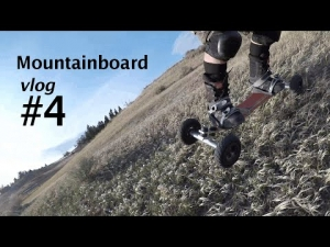 Mountainboard vlog #4 | Pushing Higher