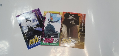 Mountainboard Top Trumps