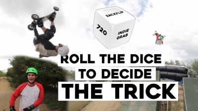 Mountainboarding TRICK DICE w/ James Wanklyn & Connor Smout