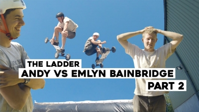 THE LADDER: Andy vs Emlyn, part 2 - WINNER