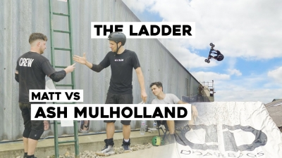 EPIC SLAMS! The Ladder: Matt vs Ash Mulholland