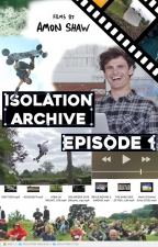 "Amon Shaw on Instagram: ""Welcome to a new mini series: 'Isolation Archive' Due to the current situation, a lot of you will be stuck inside bored. So what better to…"""