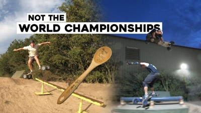 (not the) WORLD MOUNTAINBOARD CHAMPIONSHIPS 2020 #notTheWMC20