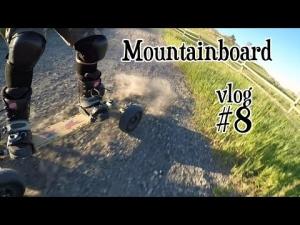 SkidLid's Mountainboard vlog #8