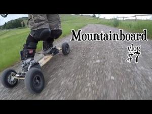 Mountainboard vlog #7