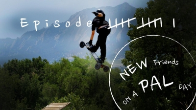 Mountainboard Introduction - Episode 11