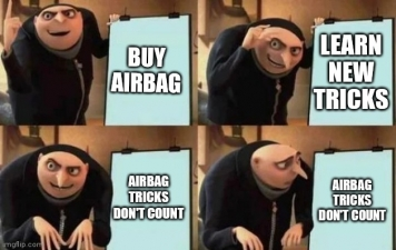 Oh airbags