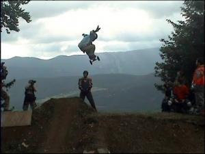 Burnin' Marmottes 2005 - Mountainboard contest in Lans en Vercors