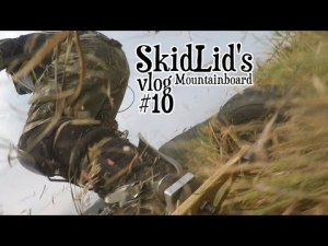 I just wana bomb hills all day | SkidLid's Mountainboard vlog #10