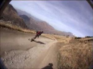 Mountainboard tour 2001