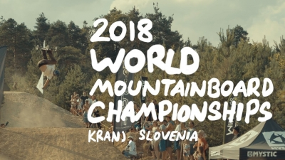 WORLD MOUNTAINBOARD CHAMPIONSHIPS 2018