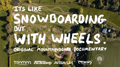MOUNTAINBOARD DOCUMENTARY - 'Like Snowboarding But With Wheels'