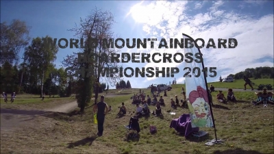 Mountainboard World Boardercross Championship 2015